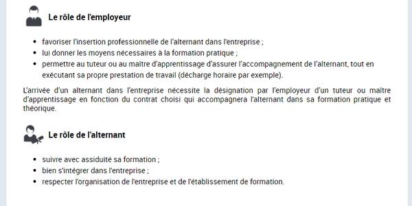 Alternance : l'employeur et l'alternant doivent bien connaître leurs devoirs avant la rentrée